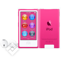 APPLE IPOD NANO VIII 16GB PINK