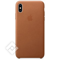 APPLE LE CASE BROWN XS MAX