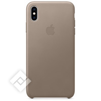 APPLE LE CASE TAUPE XS MAX