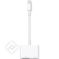 APPLE IPAD LIGHTNING DIGITAL AV ADAPTER HDMI