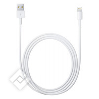 APPLE LIGHTN TO USB CABLE (2M)