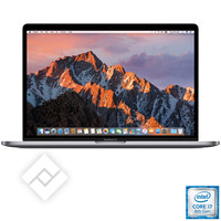 APPLE MACBOOK PRO 15 INCH (2018) I7 512GB TOUCHBAR SPACE GREY MR942FN/A, Laptop / Tablet pc / 2-in-1