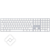 APPLE MAGIC KEYBOARD WITH NUMERIC KEYPAD AZERTY