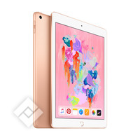 APPLE IPAD 2018 CELL 128GB GOLD