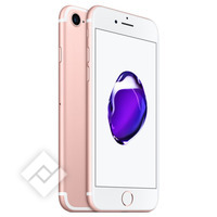APPLE IPHONE 7 128GB ROSE GOLD REMIS À NEUF