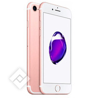 APPLE IPHONE 7 32GB ROSE GOLD REMIS À NEUF