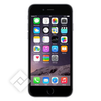 APPLE IPHONE 6 16GO SPACE GREY REMIS À NEUF