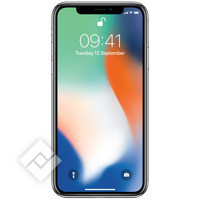 APPLE IPHONE X 64GO SILVER REMIS À NEUF