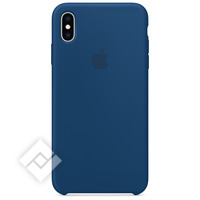 APPLE SIL CASE BLUE HOR XS MAX