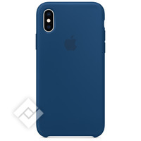 APPLE SIL CASE BLUE HOR XS