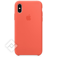 APPLE SIL. CASE NECTARINE XS