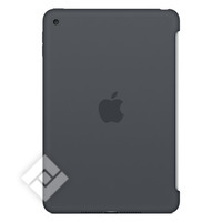 APPLE SILICONE COVER IPAD MINI 4 BLACK