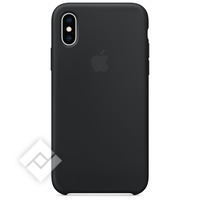 APPLE SILICONE CASE BLACK XS