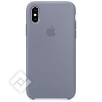 APPLE SILICONE CASE LAV GRAY XS