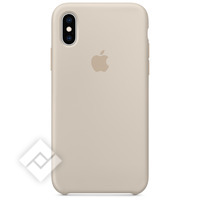APPLE SILICONE CASE STONE XS