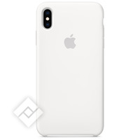 APPLE SILICONE CASE WHI XS MAX