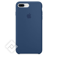 APPLE SILICONE COVER COBALT BLUE IPHONE 7 PLUS, 8 PLUS
