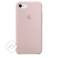 APPLE SILICONE COVER PINK SAND IPHONE 7,8