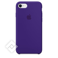 APPLE SILICONE COVER ULTRA VIOLET IPHONE 7, 8