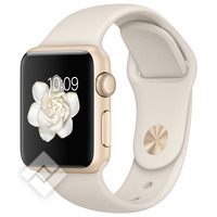 APPLE WATCH 2015 38MM GOLD ALUMINIUM SPORT WHITE