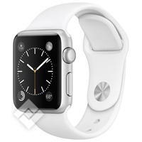 APPLE WATCH 2015 38MM SILVER ALUMINIUM WHITE