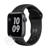 APPLE WATCH NIKE SERIES 6 (2020) GPS 40MM SPACE GREY ALU, ANTHRACITE/BLACK NIKE SPORT BAND (M00X3NF/A)