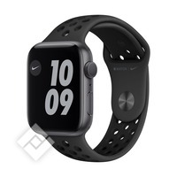 APPLE WATCH NIKE SERIES 6 (2020) GPS 44MM SPACE GREY ALU, ANTHRACITE/BLACK NIKE SPORT BAND (MG173NF/A)