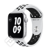 APPLE WATCH NIKE SE (2020) GPS 44MM SILVER ALU, PURE PLATINIUM/BLACK NIKE SPORT BAND (MYYH2NF/A)