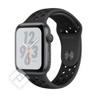 APPLE WATCH NIKE+ SERIES 4 GPS, 44MM SPACE GRAY ALUMINIUM CASE WITH ANTHRACITE/BLACK SPORT BAND