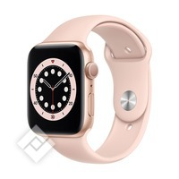APPLE WS6 44MM GLD AL PS SP