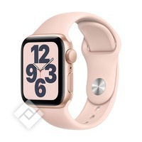 APPLE WATCH SE (2020) GPS 40MM GOLD ALU, PINK SAND SPORT BAND (MYDN2NF/A)