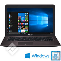 ASUS A756UA-TY305T-BE BROWN