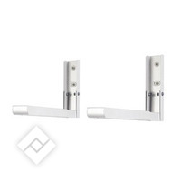 Accessoires microgolfoven MICROWAVE BRACKET WHITE