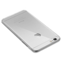 Avizar Coque iPhone 6 Plus/ 6S Plus Protection Intégrale Transparent - Avant Tactile