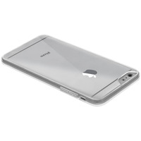 Avizar Coque Bumper + Dos rigide Ultra-Transparent Apple iPhone 6 Plus