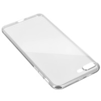 Avizar Coque Arrière Transparent + Film Verre Trempé iPhone 7 Plus / iPhone 8 Plus