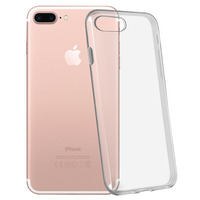 Avizar Coque iPhone 7 Plus / 8 Plus Protection silicone gel ultra-fine transparente