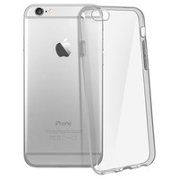 Avizar Coque iPhone 6 Plus et 6S Plus Protection silicone gel ultra-fine transparente