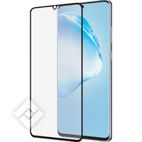 AZURI CURVED TEMPERED GLASS BLACK S20