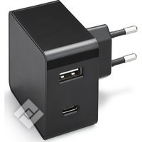 AZURI HOME CHARGER USB A, USB-C