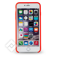AZURI RUBBER COVER IPH6/6S RED