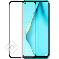 AZURI TEMPERED GLASS FLAT BLACK HUAWEI P40 LITE