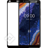 AZURI TEMPERED GLASS FLAT BLACK NOKIA 9 PURE VIEW