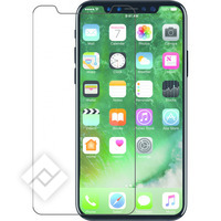 AZURI TEMPERD GLASS BLACK IPHONE X/XS / 11 PRO