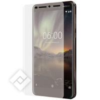 Screenprotector of tempered glass voor smartphone TMP GLASS TRAN NOKIA 6.2