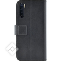 AZURI Walletcase magnetic black Oppo A91