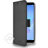 AZURI WALLETCASE Y6 2018 BLK
