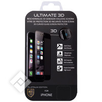 BACK2BUZZ Ultimate 3D Black Iphone 8 Plus