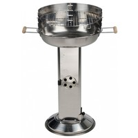 BBQ COLLECTION BARBECUE COLONNE EN INOX