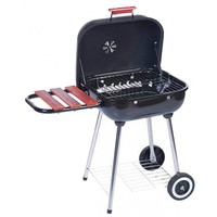 BBQ BBQ COLLECTION VERRIJDBARE STALEN BARBECUE
